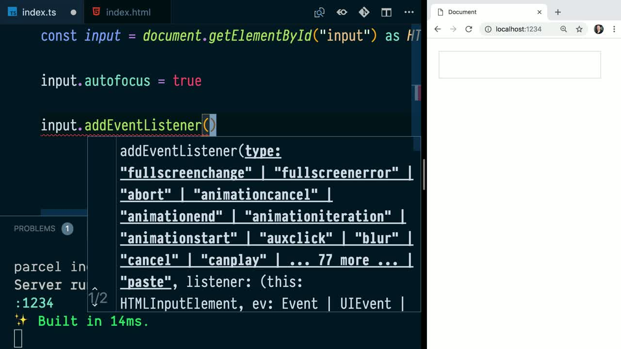 Up and Running with TypeScript from @johnlindquist on @eggheadio