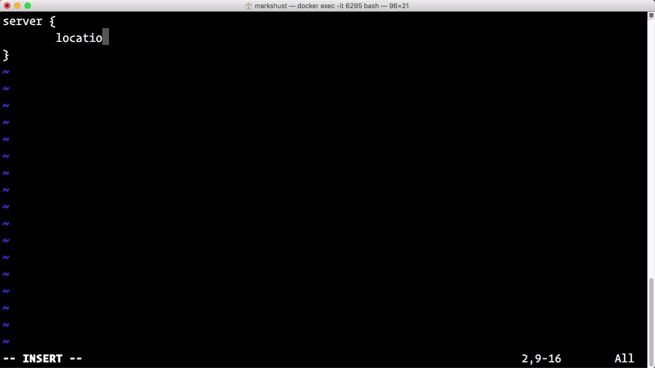 node tutorial about Setup an Nginx Proxy for a Node.js App