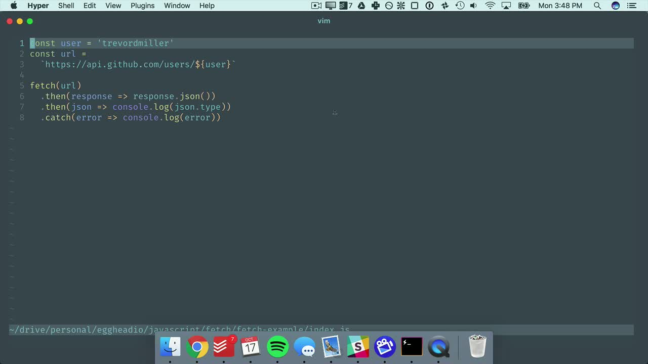 otherjs tutorial about Prepare the computer desktop for screencast recording