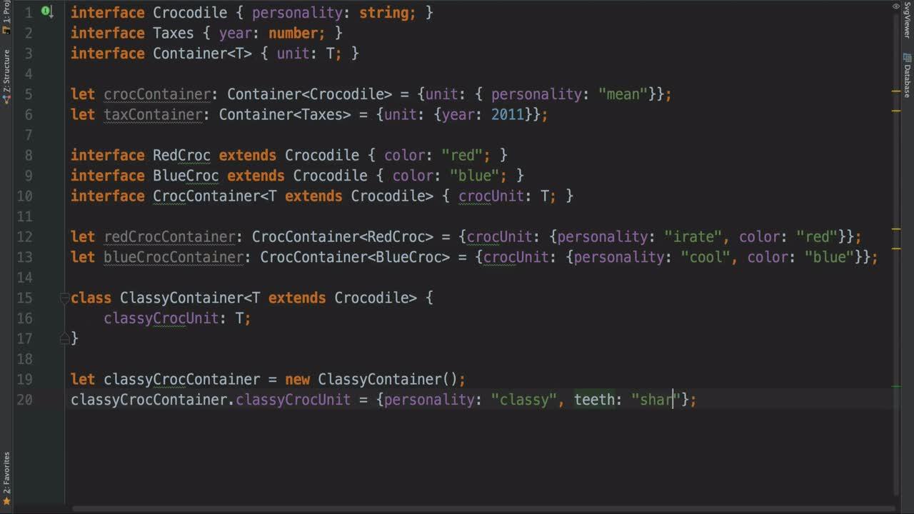 typescript tutorial about Practical Generics in TypeScript
