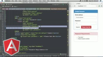 angularjs tutorial about Using the ngChange Directive in Angular